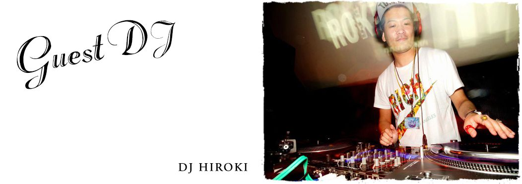 DJ HIROKI