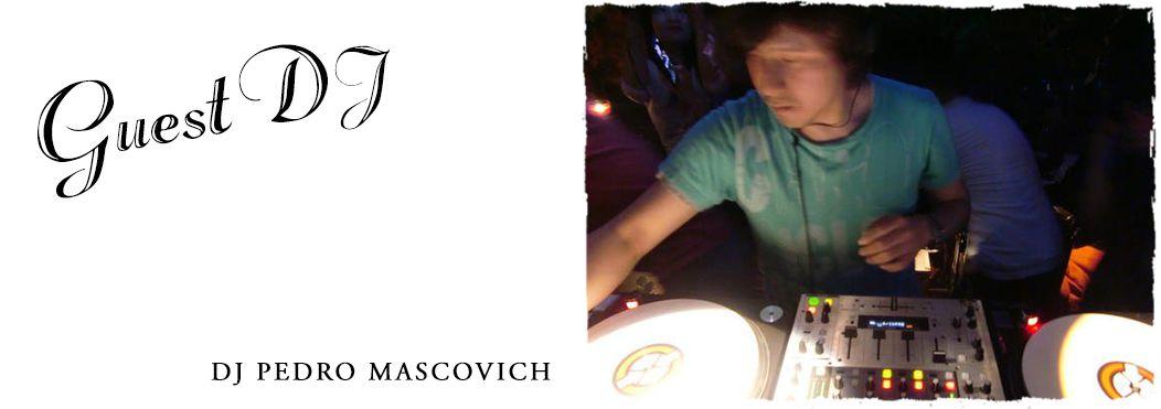 DJ PEDRO MASCOVICH